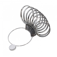 Bangle and Bracelet Gauge, Small, Sizes 1 to 9||GAU-256.01