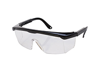 CLEAR SAFETY GLASSES||GLS-120.40