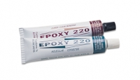 Epoxy 220, 1/2 Fluid Ounces, 2 Tubes||GLU-202.20