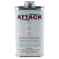 Attack Solvent, 8 Fluid Ounces||GLU-250.00
