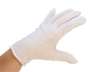 Medium Weight Cotton Gloves, Large Men's, 12 pack||GLV-195.20
