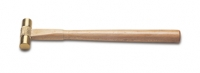 Brass Hammer, 9-1/8 Inches, 3 Ounces||HAM-215.00