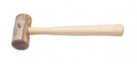 G. Deluxe Rawhide Mallets, Size 3||HAM-423.00
