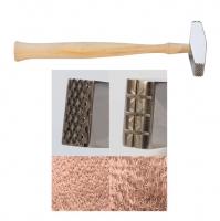 Texturing Hammer, Crosshatch (Diamond)/Stars||HAM-460.03