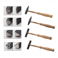 Wubbers Artisan's Mark 4 Pc Texture Hammer Set||HAM-6100