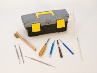 Deluxe Tool Kit for Metal Clay, 12 Piece Set||KIT-430.08