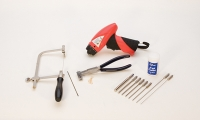 Coil Holding and Cutting Kit with DVD||KIT-450.00