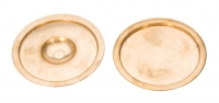 UltraLite Jewelry Kiln, Keum-Boo Plates, Set of 2||KLN-100.10