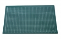 Cutting Mats, Green, 12 by 18 Inches||KNF-107.00