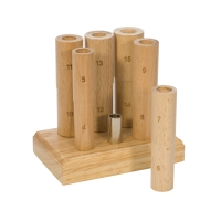 Multimandrel Ring Mandrel Set, 6 Piece Set||MAN-146.12