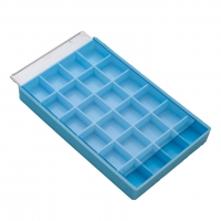 Easy Out Compartment Tray, 24 Compartments||PKG-314.00
