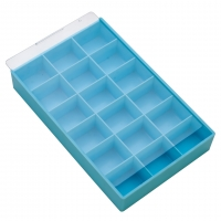 Easy Out Compartment Tray, 18 Compartments||PKG-315.00