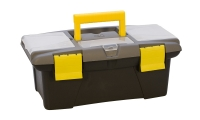 Medium Tool Box, 14 by 7 by 5-1/2 Inches||PKG-370.02