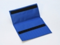 12 Piece Needle File Pouch||PKG-460.12