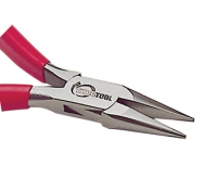 Extra Duty Pliers, Chain Nose, No Springs, 5 Inches||PLR-300.10