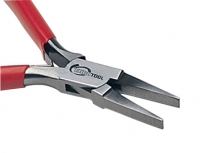 Extra Duty Pliers, Flat Nose, 5 Inches||PLR-305.00