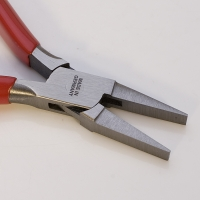 Extra Duty Pliers, Flat Nose, No Springs, 5 Inches||PLR-305.10