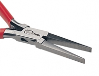 Extra Duty Pliers, Extra Long Flat Nose, 5-1/2 Inches||PLR-307.00