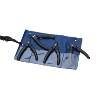 Euro Tech Series Pliers and Cutter, 4 Piece Set in Pouch||PLR-595.99