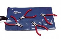 800 Series Pliers, 4 Piece Set, 4-1/2 Inches||PLR-804.00