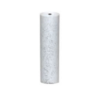 Unmounted Silicone Polisher, Cylinder, White, Coarse Grit, 12 Pack||POL-320.10