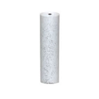 Unmounted Silicone Polisher, Cylinder, White, Coarse Grit, 100 Pack||POL-321.10