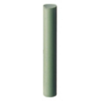 Silicone Polishing Pins, Extra Fine Grit, Green, 2 by 20 Millimeters, 12 Pack||POL-420.80