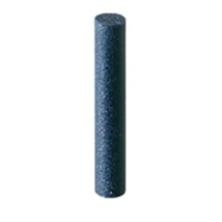 Silicone Polishing Pins, Medium Grit, Gray, 3 by 23 Millimeters, 12 Pack||POL-430.60