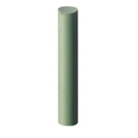 Silicone Polishing Pins, Extra Fine Grit, Green, 3 by 23 Millimeters, 12 Pack||POL-430.80