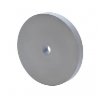 Large Silicone Polishing Wheels, Light Blue, Fine Grit, 4 Inches by 1/2 Inch||POL-490.70