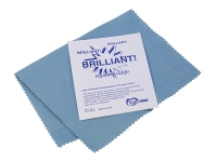 "Euro Tool ""Brilliant"" Polishing Cloths, Medium, Blue