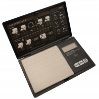 Digital Pocket Scale, 600 Grams||SCL-300.60