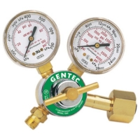 Gentec Regulators, Single Stage Oxygen Regulator||SOL-210.25