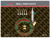 Gentec Small Torch Basic Kit, For Oxy/Acetylene||SOL-225.00