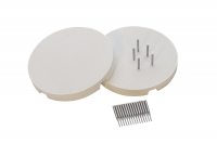 MINI HONEYCOMB BOARDS-SET OF 2 W/20 METAL PINS||SOL-446.00