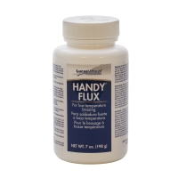 Handy Flux, 7 Ounce Jar with Brush||SOL-950.01