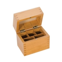 Gold Test Box, 5 Compartments||TES-802.00