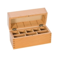 Gold Test Box, 8 Compartments||TES-810.10