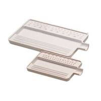 Sorting Tray, White, 4-1/2 by 2-1/2 Inches||TRA-120.02
