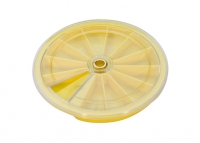 Round Compartment Tray, 12 Compartments||TRA-180.00