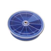 Round Compartment Tray, 12 Extra Deep Compartments||TRA-181.00