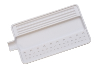 Sorting Tray, White, 7-1/8 by 3-3/4 Inches||TRA-220.02
