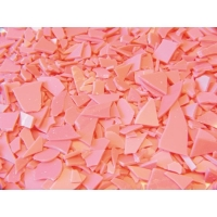 Freeman Flakes Premium Injection Wax, Filigree Pink, 1 lb Bag||WAX-300.40