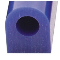 Carving Wax Ring Tube, Large Flat Side Tube, Blue||WAX-321.30