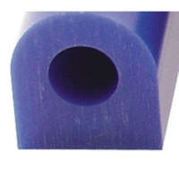 Carving Wax Ring Tube, Extra Large Flat Side Tube, Blue||WAX-321.40