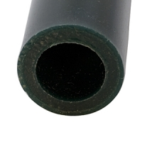 Carving Wax Ring Tube, Small Round Center Hole Tube, Dark Green||WAX-322.50