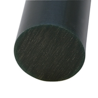 Carving Wax Ring Tube, Large Round Solid Bar, Dark Green||WAX-322.90
