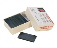 Freeman Carving Wax Block, Dark Green, Hard, 1/2 Pound, Sliced||WAX-332.25