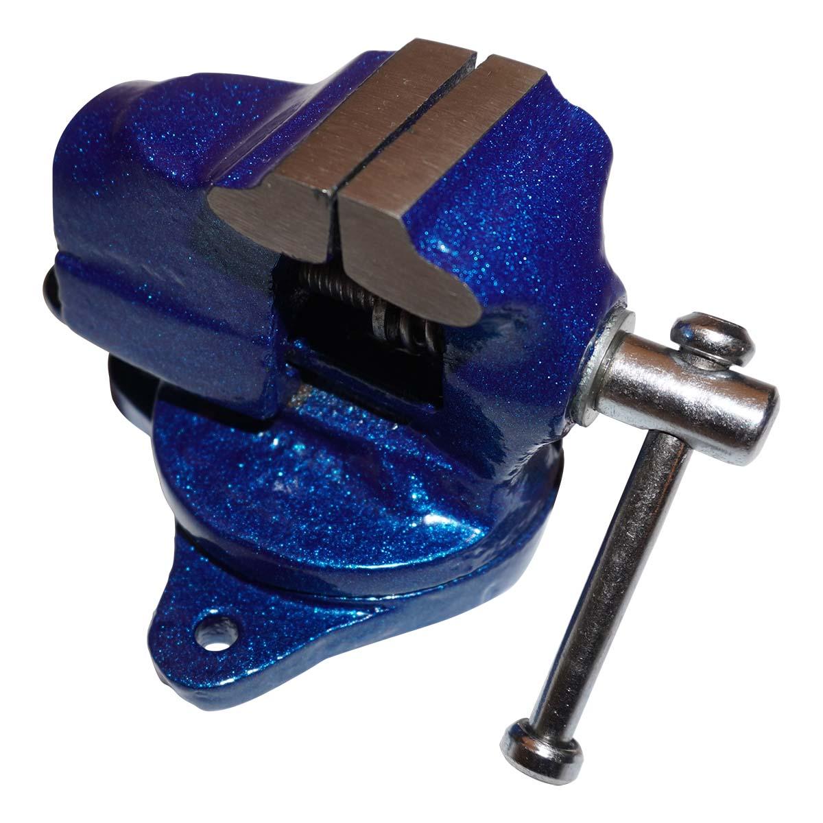 Vis Revolving Mini Bench Vise 1 1 4 Inch Bench Type